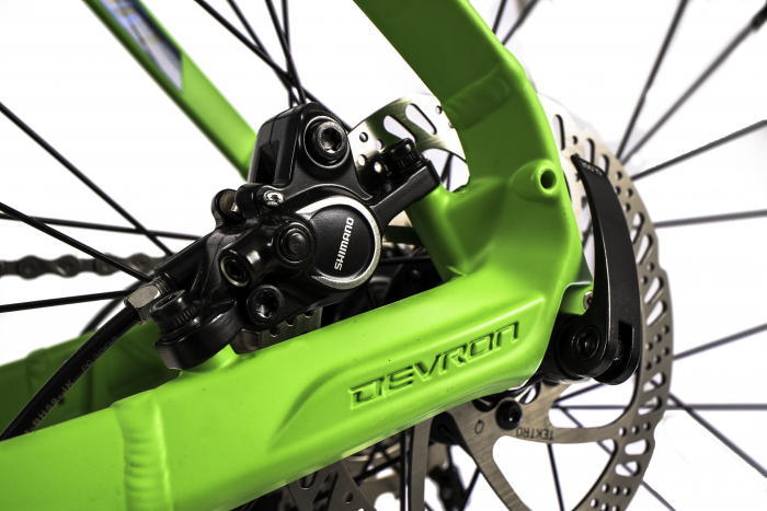 Bicicleta Mtb Devron Riddle M3.7 Negru 27.5 Inch 8