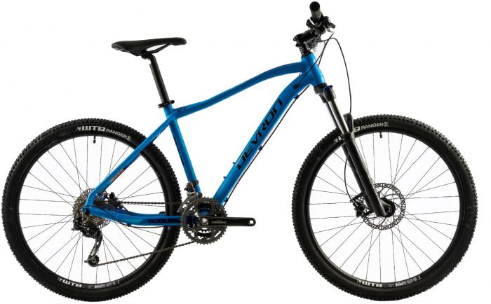 Bicicleta Mtb Devron Riddle M3.7 Negru 27.5 Inch 1