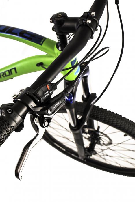 Bicicleta Mtb Devron Riddle M3.7 Negru 27.5 Inch 7
