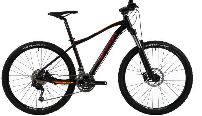 Bicicleta Mtb Devron Riddle M3.7 Negru 27.5 Inch 0
