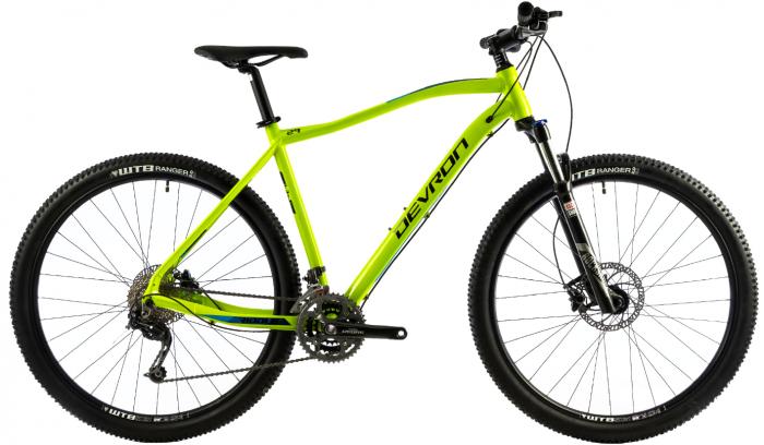 Bicicleta Mtb Devron Riddle M3.9 Xl Verde 29 Inch 0