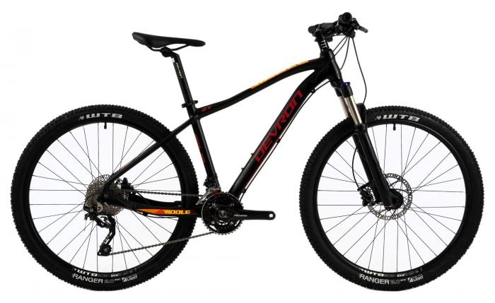 Bicicleta Mtb Devron Riddle M4.7 L Verde 27.5 Inch 1