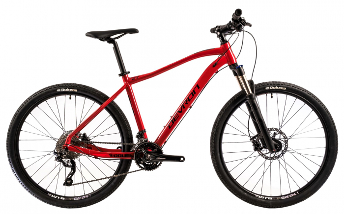 Bicicleta Mtb Devron Riddle M4.7 L Verde 27.5 Inch 3