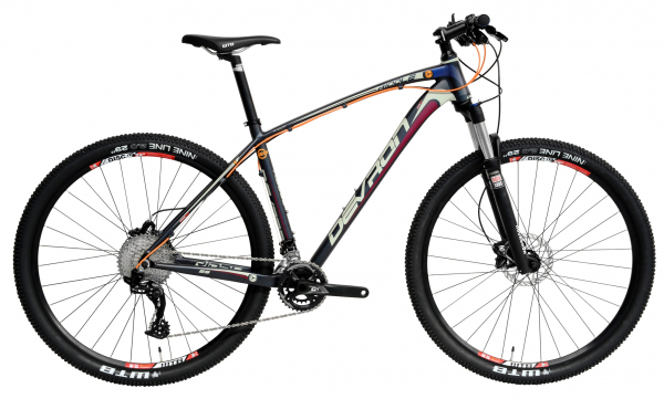 Bicicleta Mtb Devron Riddle R7.9 L 495Mm Cool Grey 29 Inch 1