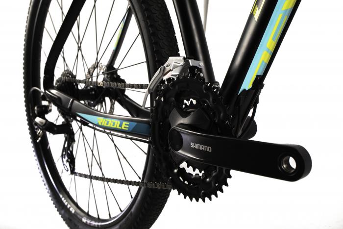 Bicicleta Mtb Devron Riddle W 1.9 L 490Mm Negru 29 Inch 3