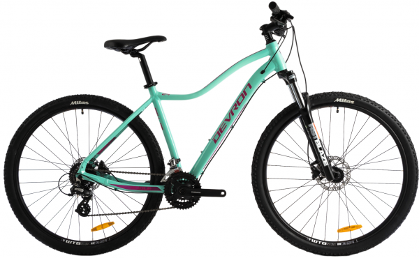 Bicicleta Mtb Devron Riddle W 1.9 L 490Mm Negru 29 Inch 1