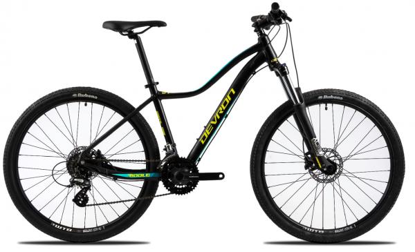 Bicicleta Mtb Devron Riddle W1.7 M Negru 27.5 Inch 0
