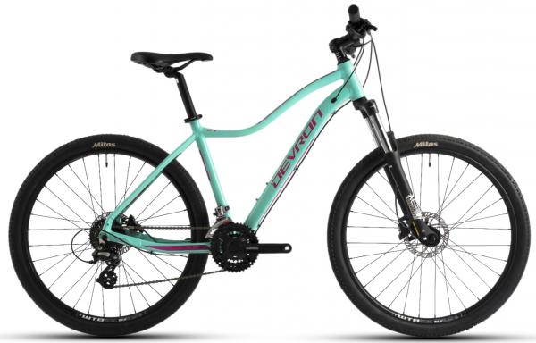 Bicicleta Mtb Devron Riddle W1.7 M Negru 27.5 Inch 1