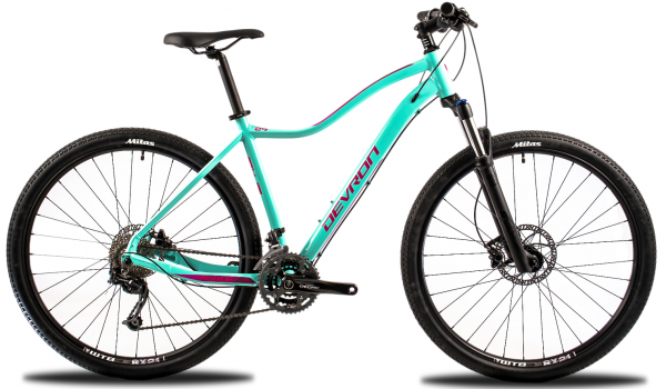 Bicicleta Mtb Devron Riddle W3.9 L 490Mm Turcoaz 29 Inch 0