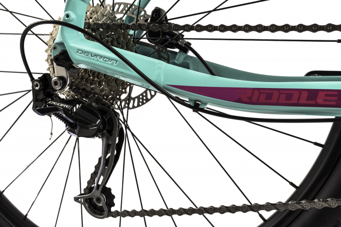 Bicicleta Mtb Devron Riddle W3.9 L 490Mm Turcoaz 29 Inch 4