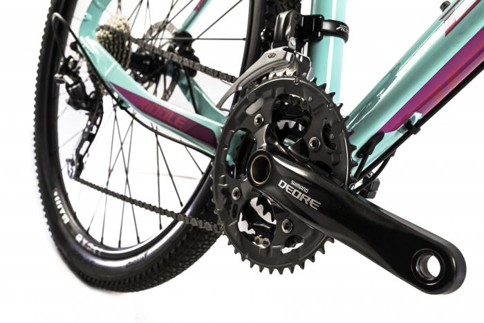 Bicicleta Mtb Devron Riddle W3.9 L 490Mm Turcoaz 29 Inch 3
