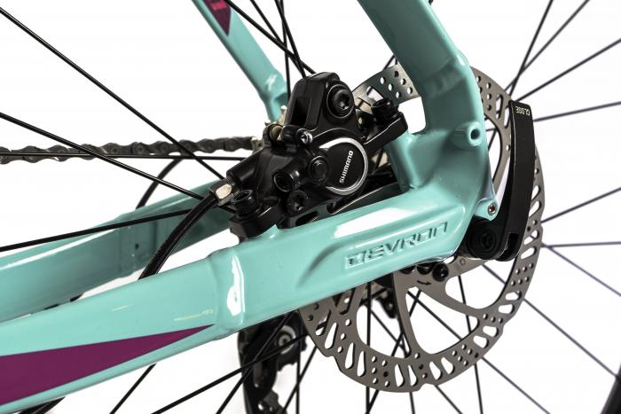 Bicicleta Mtb Devron Riddle W3.9 L 490Mm Turcoaz 29 Inch 6