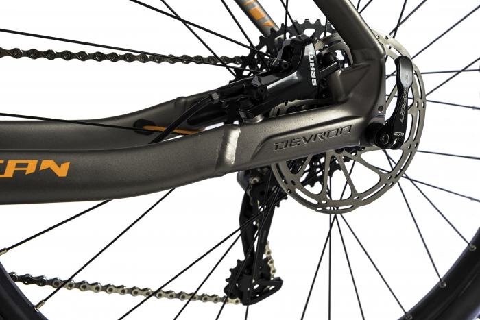 Bicicleta Mtb Devron Vulcan 2.9 Xl Albastru 29 Inch 4