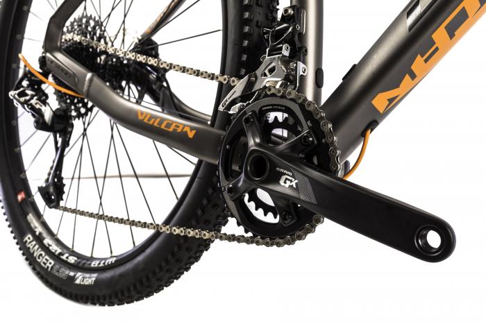 Bicicleta Mtb Devron Vulcan 2.9 Xl Albastru 29 Inch 8