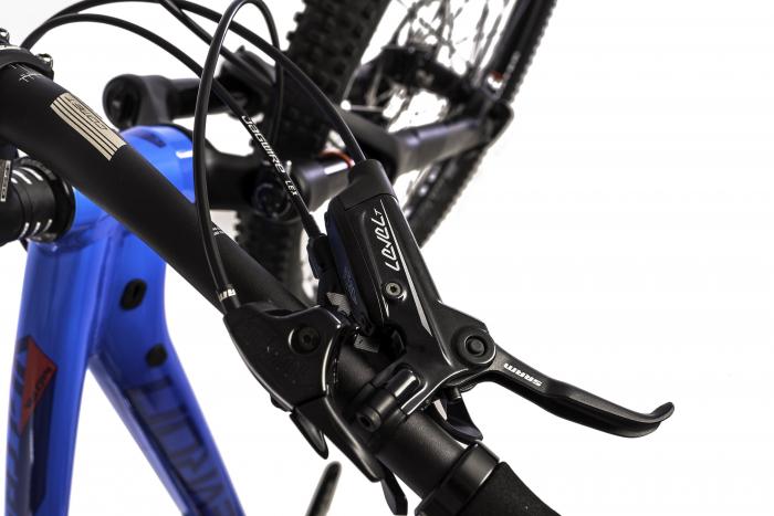 Bicicleta Mtb Devron Vulcan 3.7 M Albastru 27.5 Inch 7