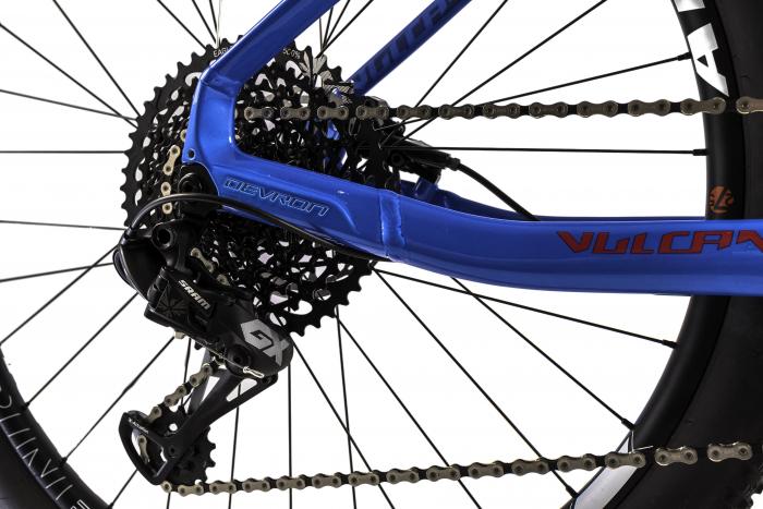 Bicicleta Mtb Devron Vulcan 3.7 M Albastru 27.5 Inch 4
