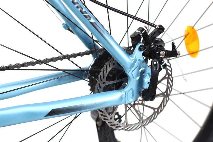 Bicicleta Mtb Dhs Terrana 2625 M Negru 26 Inch 9