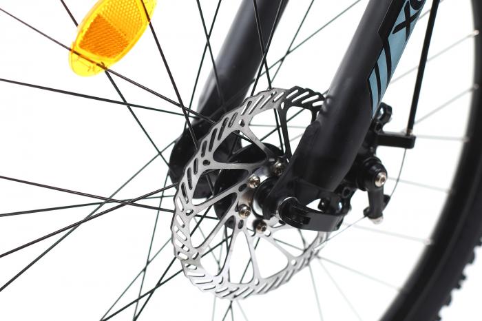 Bicicleta Mtb Dhs Terrana 2625 M Negru 26 Inch 5
