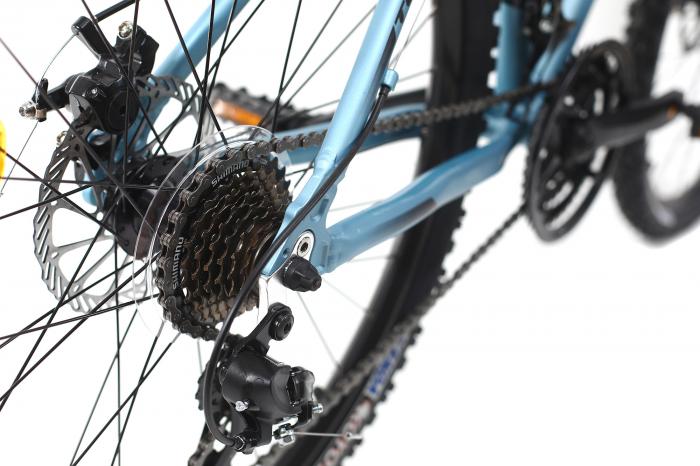Bicicleta Mtb Dhs Terrana 2625 M Negru 26 Inch 2