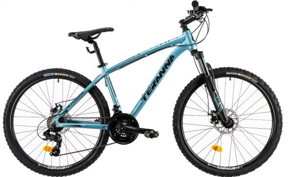 Bicicleta Mtb Dhs Terrana 2625 M Negru 26 Inch 0