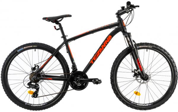 Bicicleta Mtb Dhs Terrana 2625 M Negru 26 Inch 1