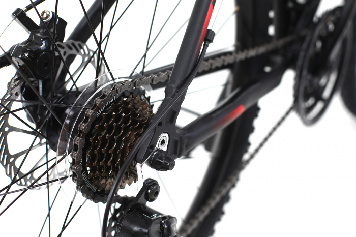 Bicicleta Mtb Dhs Terrana 2625 M Negru 26 Inch 4