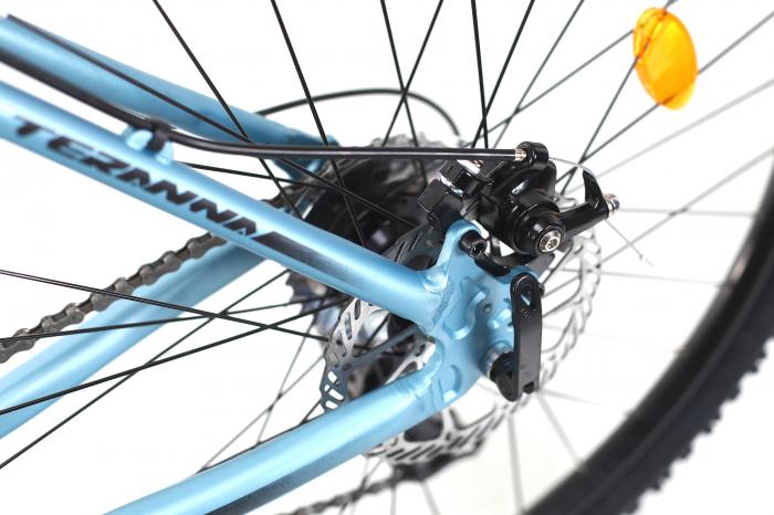 Bicicleta Mtb Dhs Terrana 2625 M Negru 26 Inch 7