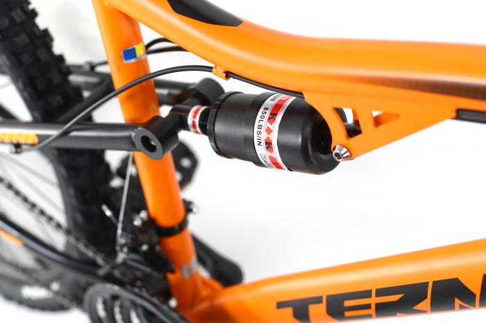 Bicicleta Mtb Dhs Terrana 2645 M Negru/Rosu 26 Inch 5