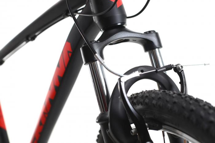 Bicicleta Mtb Dhs Terrana 2723 M Negru 27.5 Inch 7