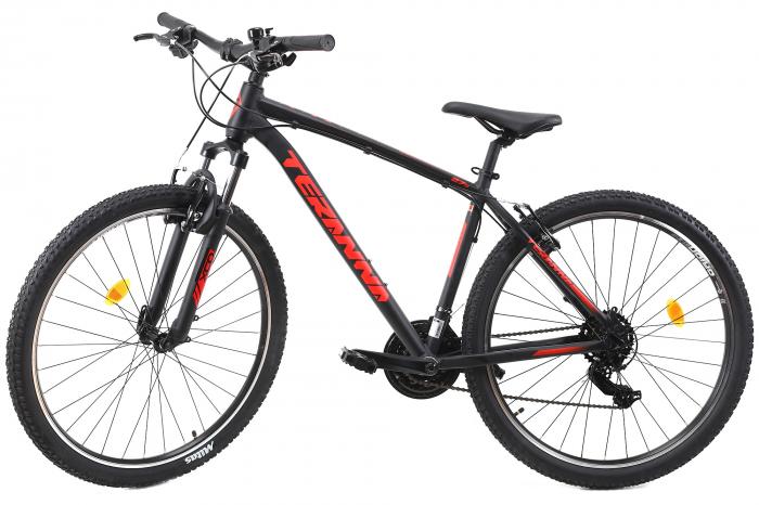 Bicicleta Mtb Dhs Terrana 2723 M Negru 27.5 Inch 11
