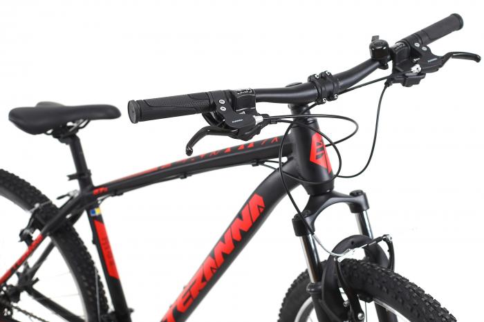 Bicicleta Mtb Dhs Terrana 2723 M Negru 27.5 Inch 3