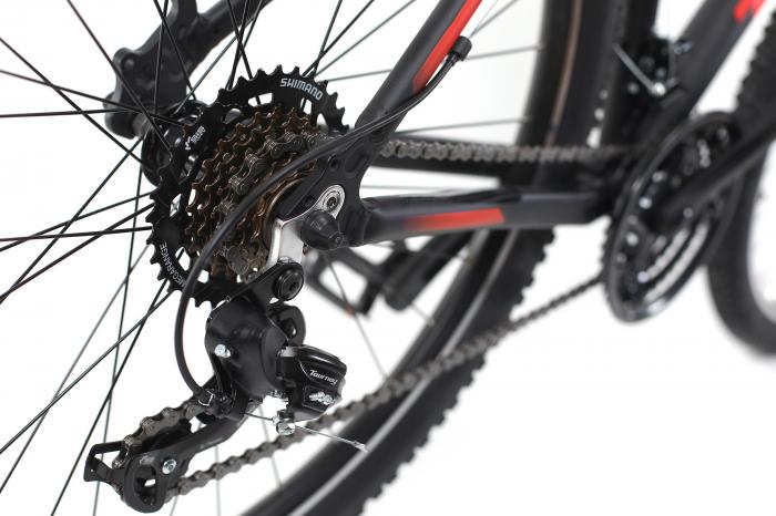 Bicicleta Mtb Dhs Terrana 2723 M Negru 27.5 Inch 8