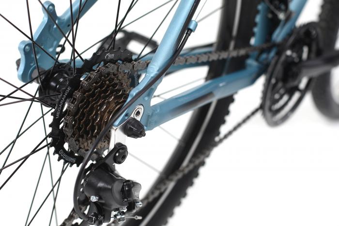 Bicicleta Mtb Dhs Terrana 2723 M Negru 27.5 Inch 2