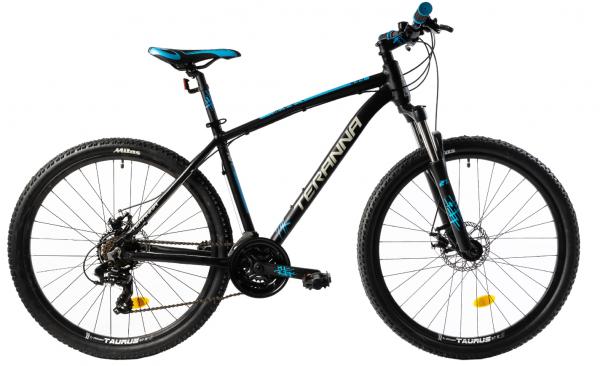 Bicicleta Mtb Dhs Terrana 2725 M 450Mm Verde 27.5 Inch 1