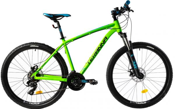 Bicicleta Mtb Dhs Terrana 2725 M 450Mm Verde 27.5 Inch 0