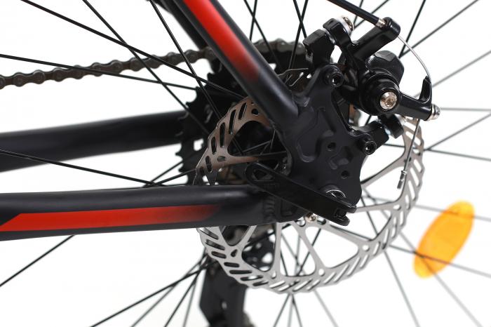Bicicleta Mtb Dhs Terrana 2725 M Negru 27.5 Inch 14