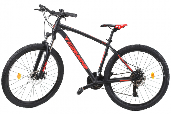 Bicicleta Mtb Dhs Terrana 2725 M Negru 27.5 Inch 15