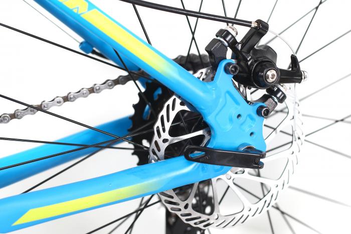 Bicicleta Mtb Dhs Terrana 2725 M Negru 27.5 Inch 10