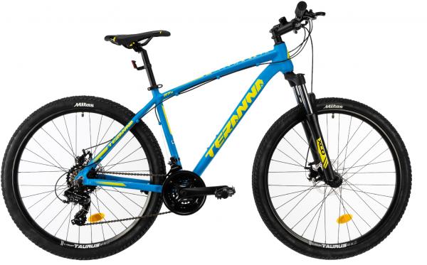 Bicicleta Mtb Dhs Terrana 2725 M Negru 27.5 Inch 0