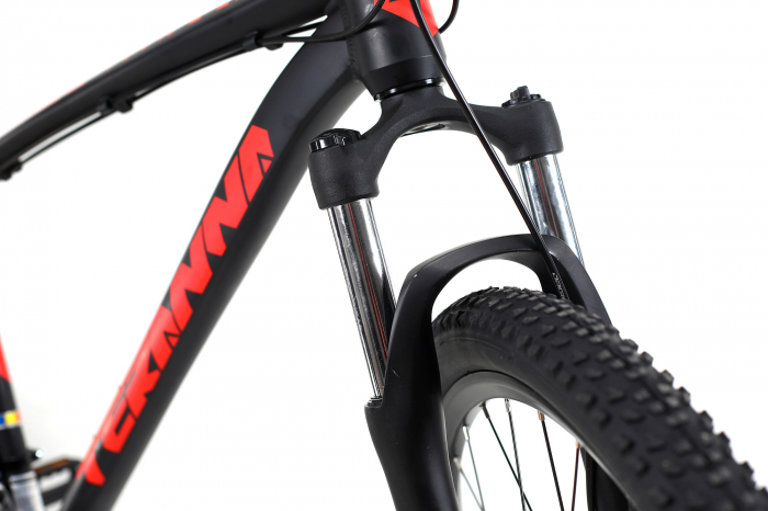 Bicicleta Mtb Dhs Terrana 2725 M Negru 27.5 Inch 7