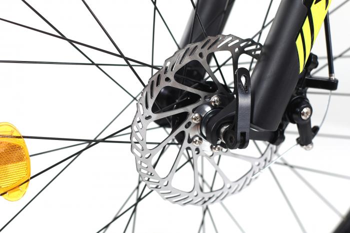 Bicicleta Mtb Dhs Terrana 2725 M Negru 27.5 Inch 9