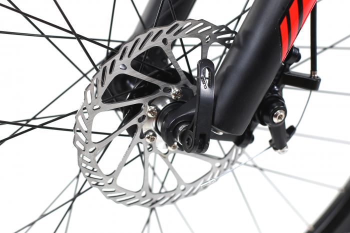 Bicicleta Mtb Dhs Terrana 2725 M Negru 27.5 Inch 12