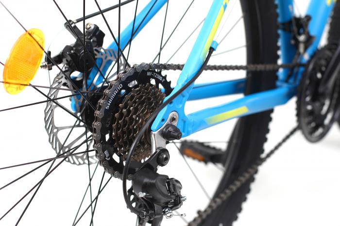 Bicicleta Mtb Dhs Terrana 2725 M Negru 27.5 Inch 3
