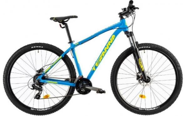 Bicicleta Mtb Dhs Terrana 2727 M Negru 27.5 Inch 1