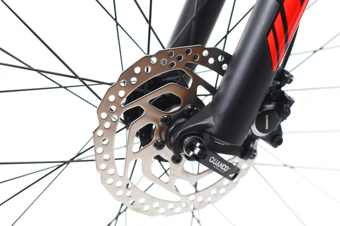 Bicicleta Mtb Dhs Terrana 2727 M Negru 27.5 Inch 14