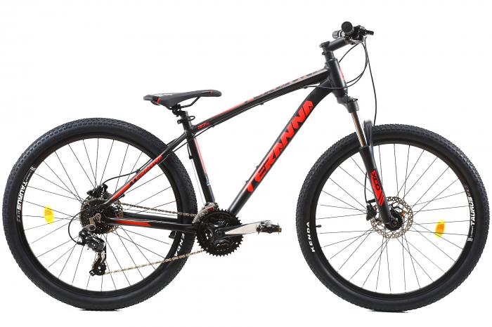 Bicicleta Mtb Dhs Terrana 2727 M Negru 27.5 Inch 0