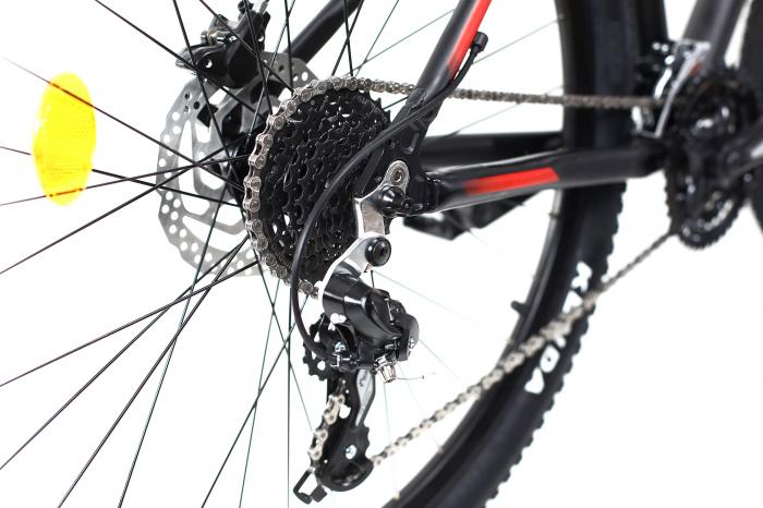 Bicicleta Mtb Dhs Terrana 2727 M Negru 27.5 Inch 4