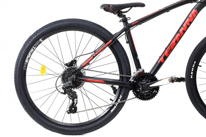 Bicicleta Mtb Dhs Terrana 2727 M Negru 27.5 Inch 6