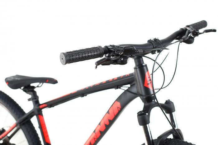 Bicicleta Mtb Dhs Terrana 2727 M Negru 27.5 Inch 8