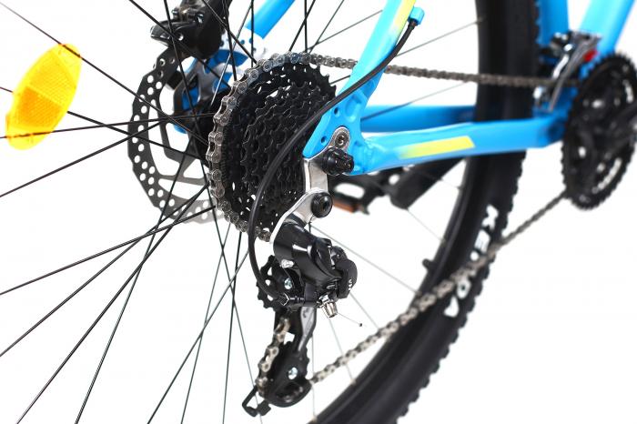 Bicicleta Mtb Dhs Terrana 2727 M Negru 27.5 Inch 2